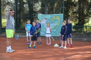 Gratis Initiatie Tennis