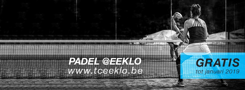 Outdoor tennisterreinen TC Eeklo